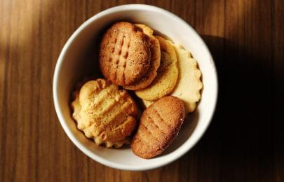 Receita Biscoitos de Azeite