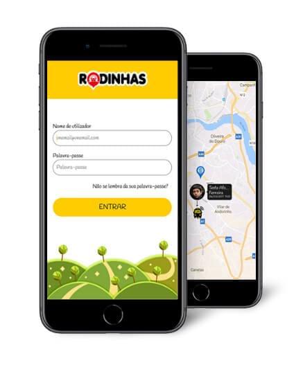 App Rodinhas
