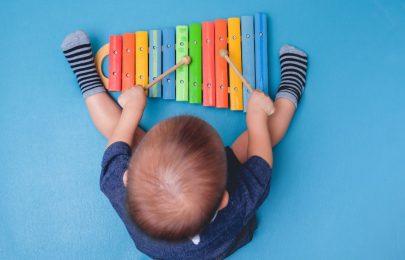 5 benefícios da música para as crianças