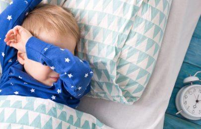 5 truques para conseguir que as crianças durmam cedo