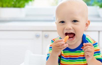 4 truques para ensinar as crianças a gostar de legumes