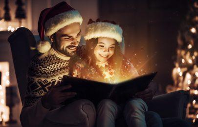 7 livros de Natal para crianças