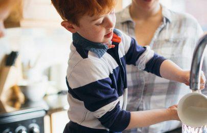 Ajudar em Casa: Tarefas domésticas para crianças
