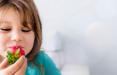 Crianças saudáveis: a importância da fruta no desenvolvimento infantil