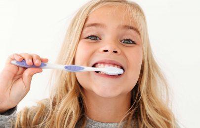 5 Dicas para lavar corretamente os dentes das crianças