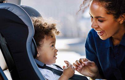 Como entreter as crianças numa viagem longa de carro