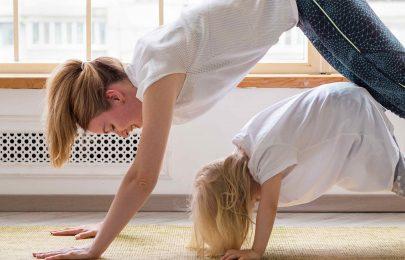 Yoga para crianças e os benefícios de praticar mindfulness