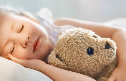 Dormir a Sesta: até quando as crianças o devem fazer?