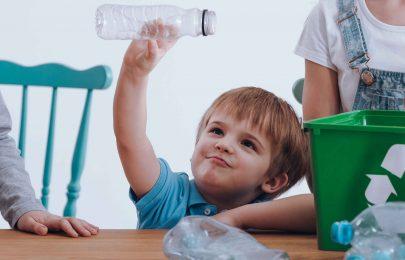 A reciclagem e as crianças: como ensinar a reciclar