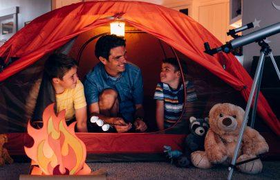 Os melhores jogos caseiros para um serão em família