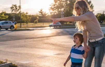 Segurança na Estrada: as 5 coisas que as crianças devem saber