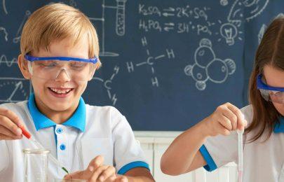 Experiências Científicas Seguras para Ensinar os mais Novos