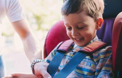 Cinto de segurança: como explicar a importância aos mais novos